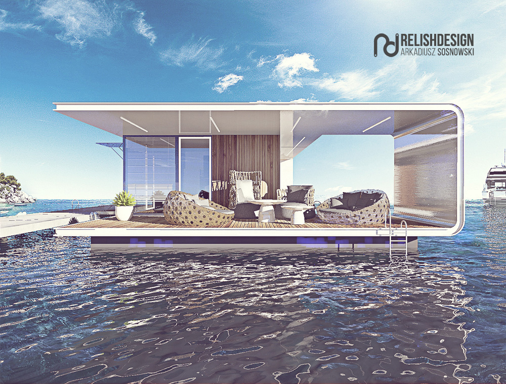 concept floatingHOUSE3