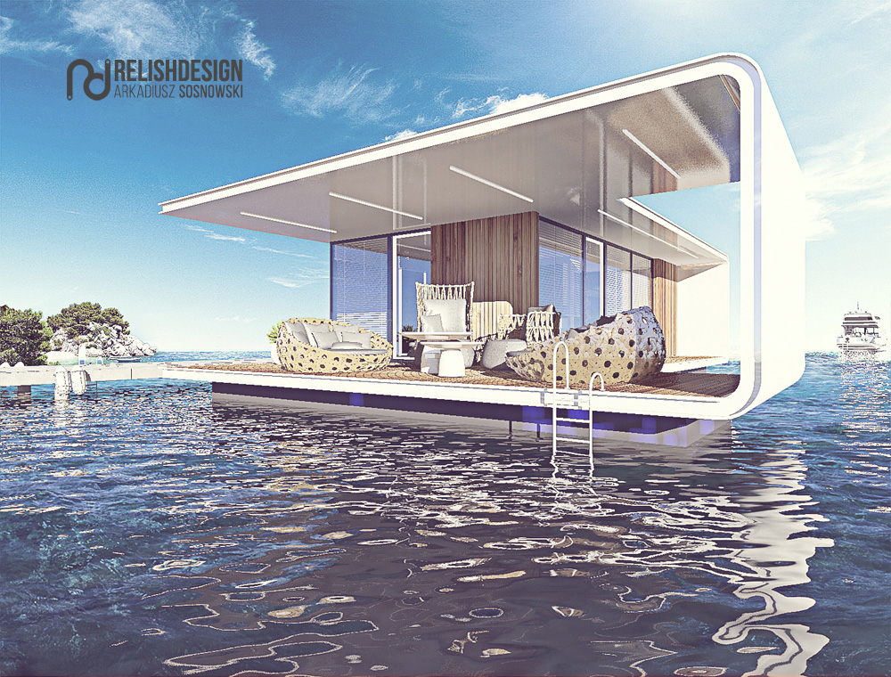 concept floatingHOUSE4