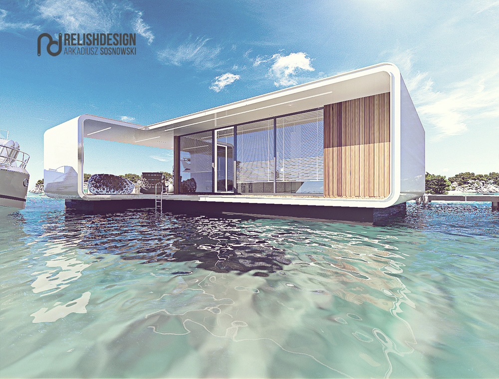 concept floatingHOUSE6