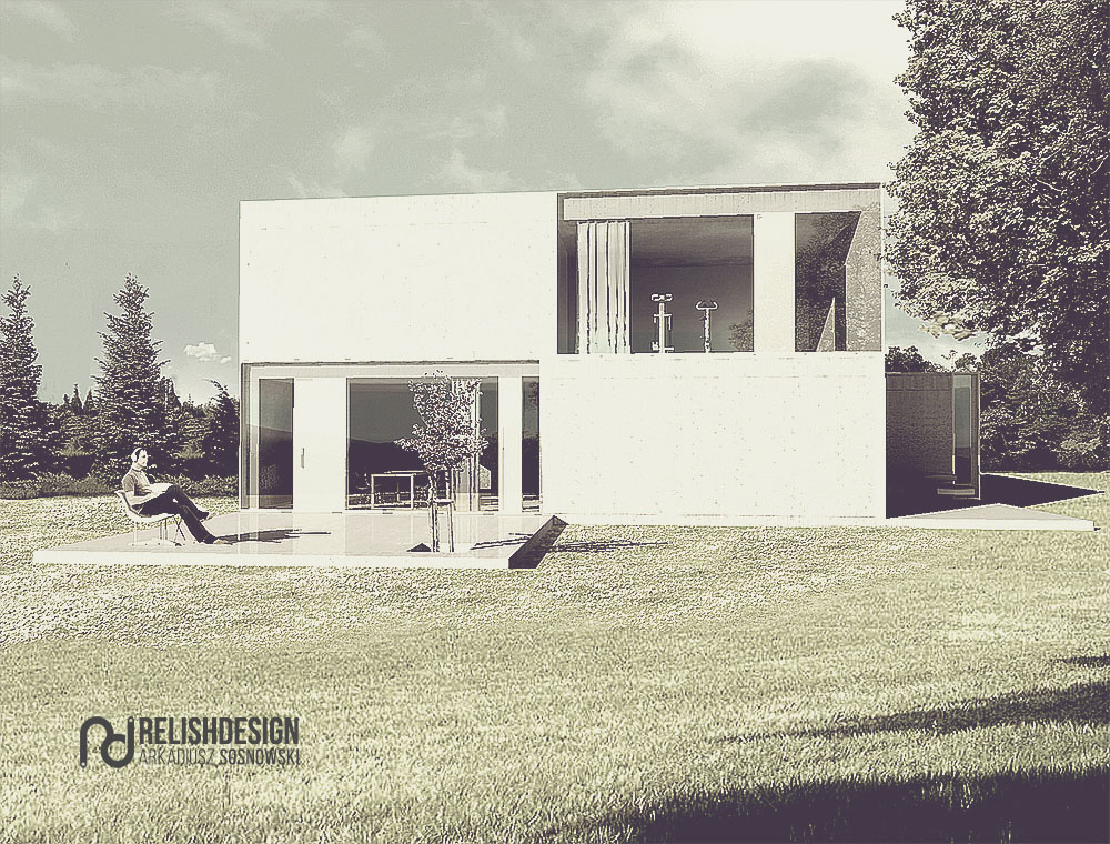 concept house B1
