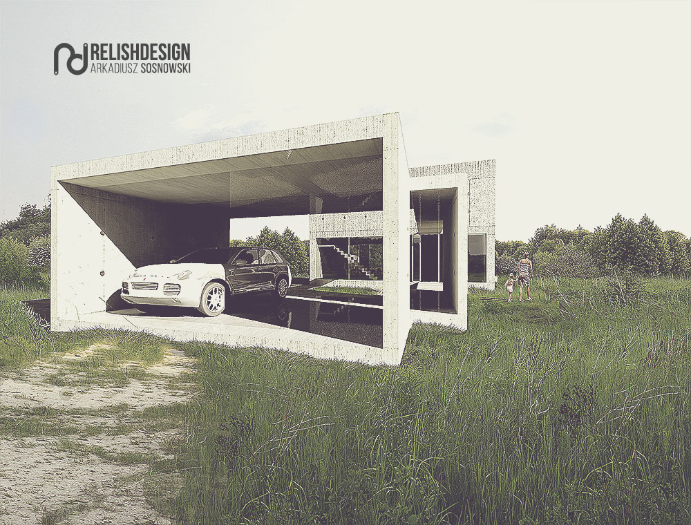 concept house F4